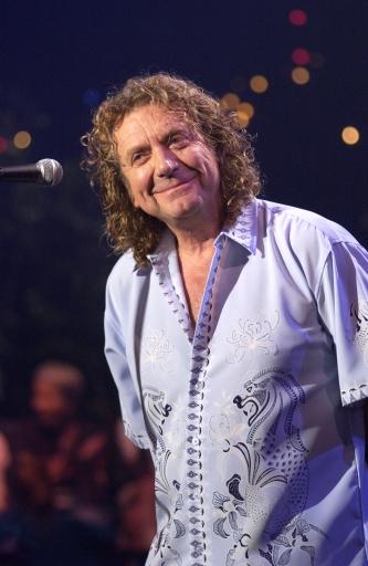 Robert Plant at Austin City Limits 09/2002