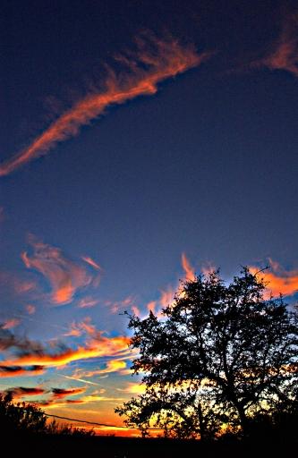 Sunset, Austin, TX 2004