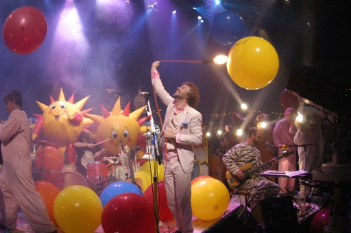 Flaming Lips at Austin City Limits 9-22-04
