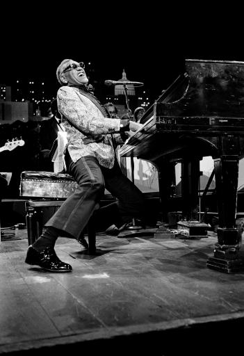 Ray Charles, Austin City Limits 1983
