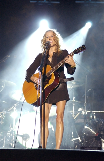 Sheryl Crow at ACLFest '04
