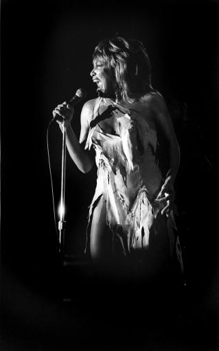 Tina Turner, Austin Opera House, 1983