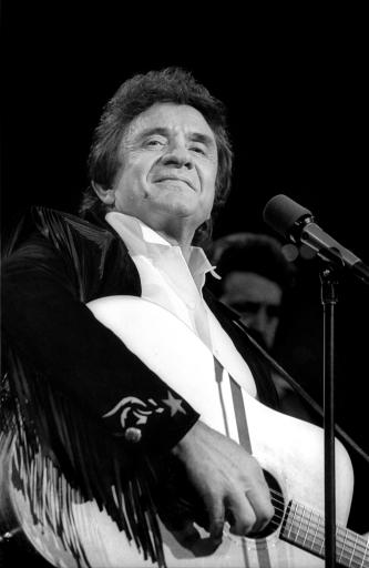 Johnny Cash at Austin City Limits