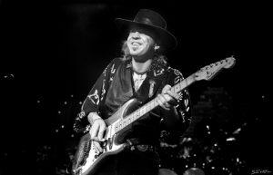 (Stevie Ray Vaughan at Austin City Limits 1989)