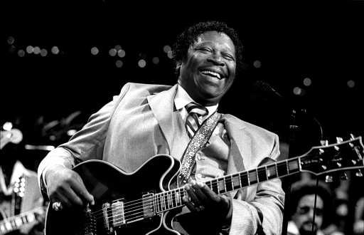 BB King at Austin City Limits 1982