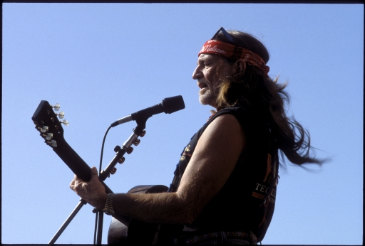 Willie Nelson  Austin, Texas 1994