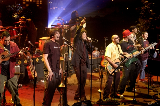 Ozomatli,  Austin City Limits 2004