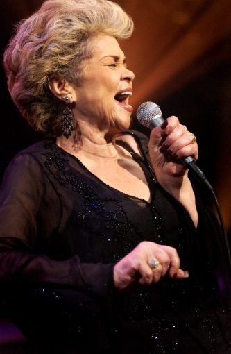 Etta James  at Austin City Limits  July 12, 2005