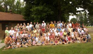(The Merkel Family!  Rochester,New York July 16, 2005)
