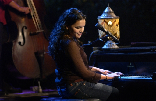Norah Jones at Austin City Limits 2003