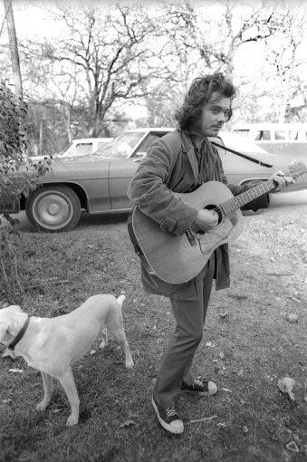 Roky Erickson,  Austin, Texas 1973