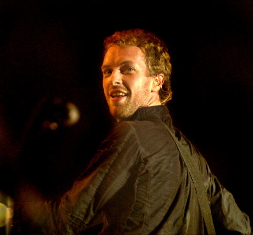 Coldplay at ACL Festival, September 25, 2005
