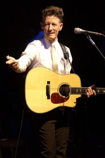 Lyle Lovett,  ACL Festival, September 23, 2005