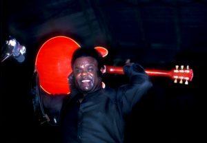 (Freddie King, Armadillo World Headquarters, Austin, 1972)
