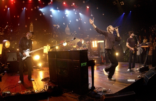Coldplay at Ausin City Limits Dec 9, 2005