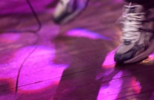 (Ray Davies' shoes.  Austin City Limits July 24, 2006)