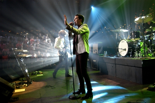 The Killers at Austin City Limits 2005