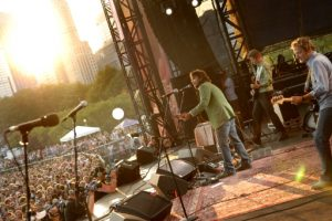 (Wilco, Lollapalooza Chicago, Aug 6, 2006)