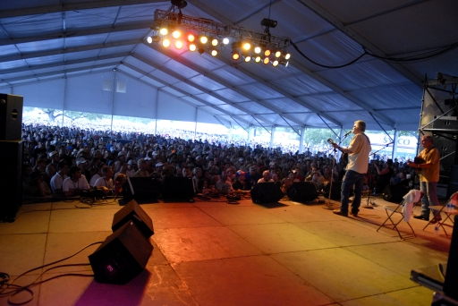 Guy Clark,  ACLFest,  Sept 16, 2006