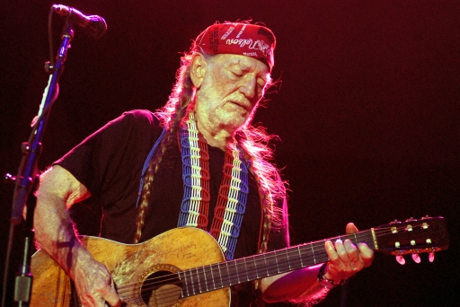 Willie Nelson at ACL Music Festival, Sept 16, 2006