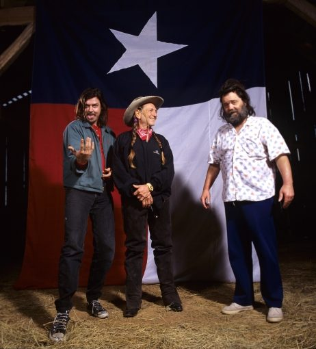 Texas Iconoclasts 1995: Gibby, Willie, and Roky