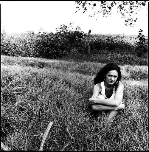 Cecilia Briceno,  Oct 1975.  Travis County, Texas
