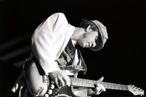 Stevie Ray Vaughan,  Austin Opera House 1980