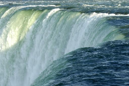 Niagara Falls, Canada. July 10, 2008
