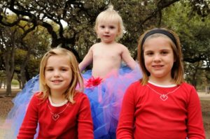 (The Future. My Granddaughters. November 23, 2008)
