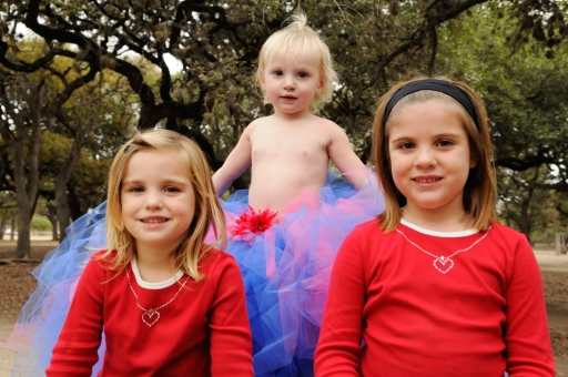 The Future. My Granddaughters. November 23, 2008