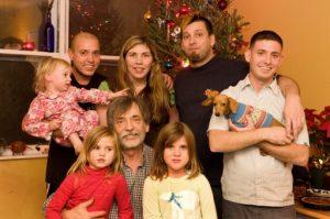(Merry Christmas from the Newton Family ! Dec 24, 2008; South Austin, Texas)
