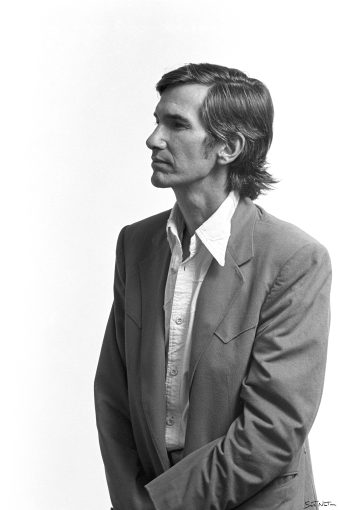 Townes Van Zandt; 1983, Austin,TX