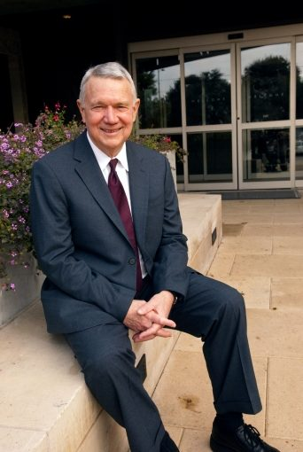 Austin's New Mayor, Lee Leffingwell, 2009