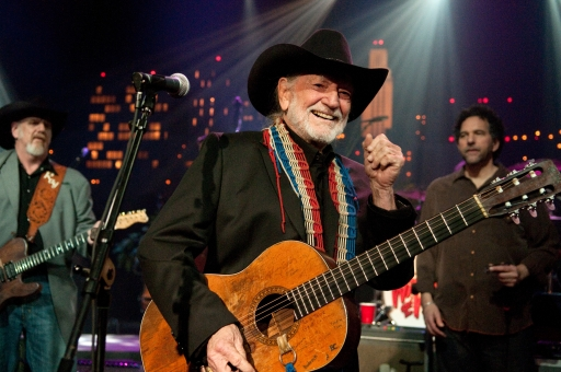 Willie Nelson. Austin City Limits. February 23, 2009