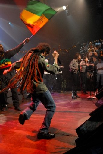 Damian Marley @ Austin City Limits Sept 19, 2006