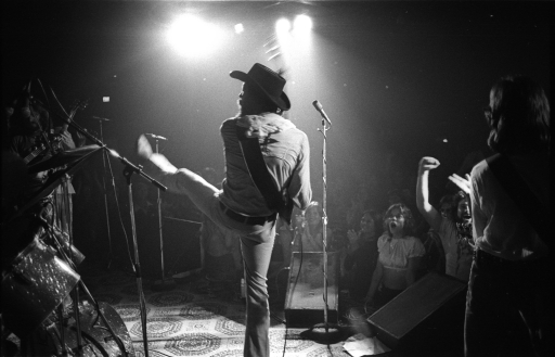 Rusty Wier,  AustinOpry House, October 1978