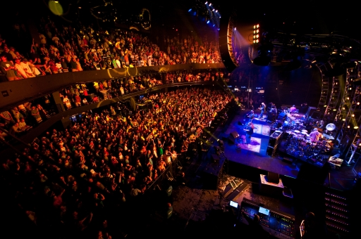 Widespread Panic,  June 15 2011, ACL_Live, Austin TX