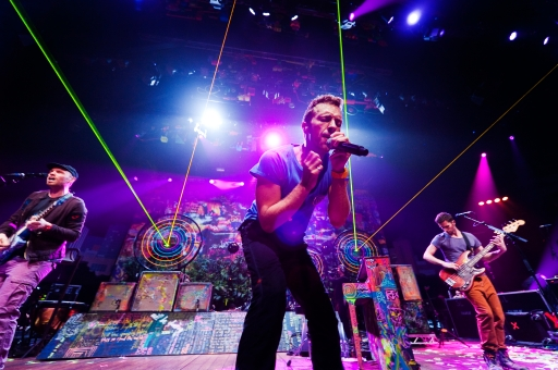 Coldplay   @ ACL Sept 15, 2011