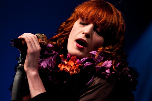 Florence   @ ACL, July 16, 2011