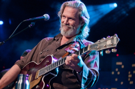 Jeff Bridges @ ACL Aug 10, 2011