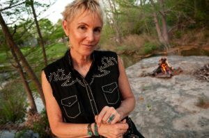 (Eliza Gilkyson.  April 5 2010. Near Austin, TX)