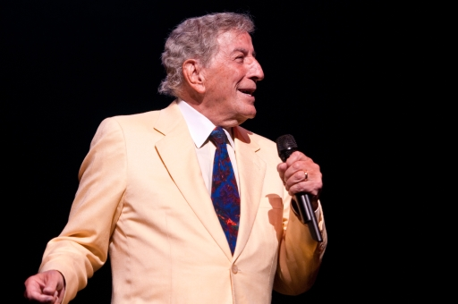 Tony Bennett. April 27, 2011  ACL-Live