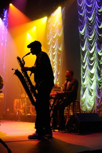 Dirty Dozen Brass Band @ ACL Live.  Feb 16, 2012