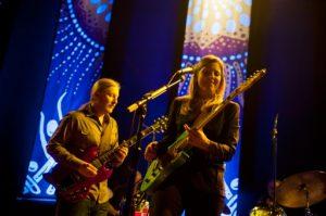 (Tedeschi Trucks Band @ ACL_Live, Jan 18, 2012)
