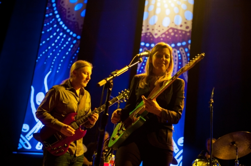 Tedeschi Trucks Band @ ACL_Live, Jan 18, 2012