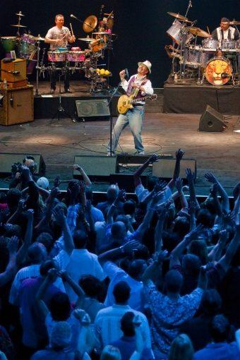 Carlos Santana  @ACL_Live, Sept 12, 2011