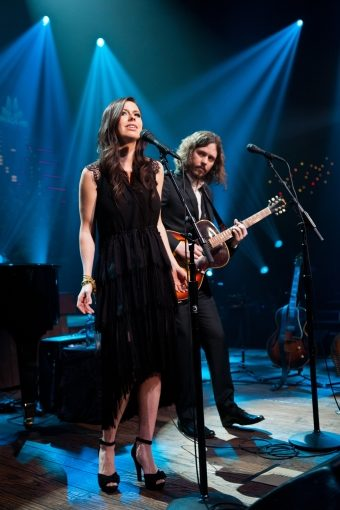 Civil Wars.  @Austin City Limits  Feb 29, 2012