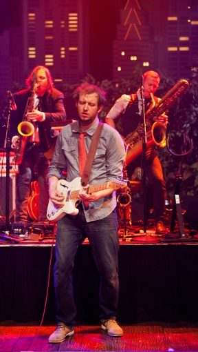 Bon Iver. Austin City Limits, April 25, 2012