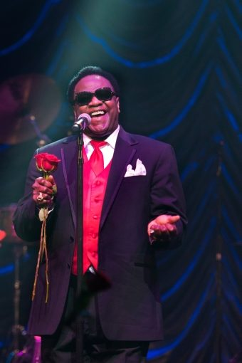 Al Green @ ACL-Live, April 26, 2012