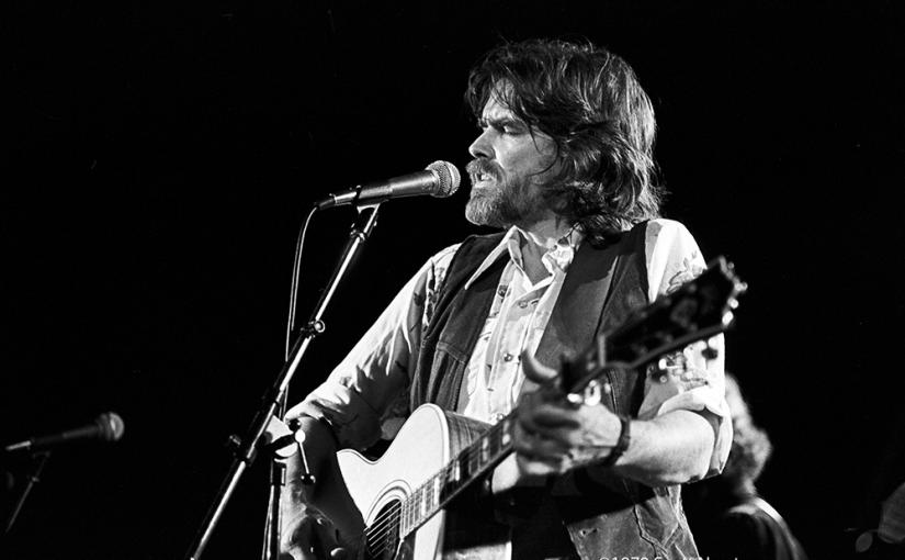 Guy Clark, 1978, Austin Opera House
